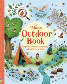 The Usborne Outdoor Book, Hardback Book