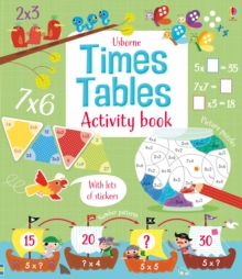 Times Tables Activity Book, Paperback
