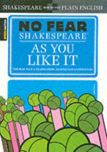 As You Like it, Paperback
