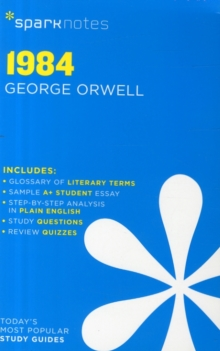 1984 by George Orwell, Paperback