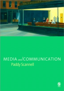 Media and Communication, Paperback Book