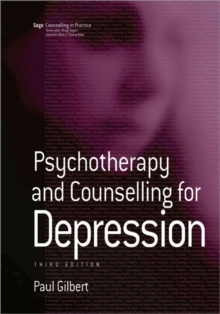 Psychotherapy and Counselling for Depression, Paperback