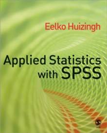 Applied Statistics with SPSS, Paperback Book