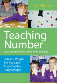 Teaching Number : Advancing Children's Skills and Strategies, Paperback Book