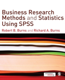 Business Research Methods and Statistics Using SPSS, Paperback