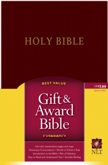 NLT Gift and Award, Paperback Book