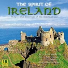 SPIRIT OF IRELAND 2017 WALL CALENDAR,
