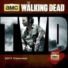 WALKING DEAD 2017 MINI WALL CALENDAR,