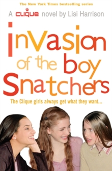Invasion of the Boy Snatchers, Paperback