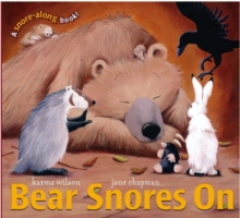 Bear Snores On, Board book