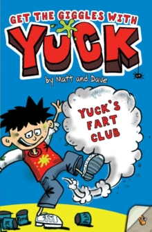 Yuck's Fart Club, Paperback Book