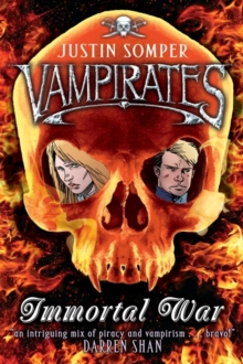 Vampirates: Immortal War, Paperback Book