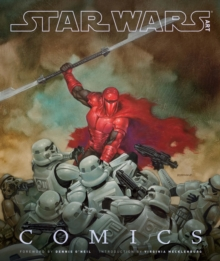 Star Wars Art: Comics, Hardback