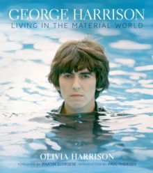 George Harrison: Living in the Material World, Hardback Book