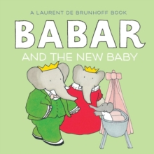 Babar and the New Baby, Board book Book