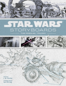 Star Wars Storyboards : The Prequel Trilogy, Paperback