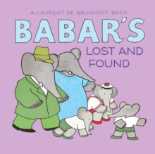 Babar's Lost and Found, Board book