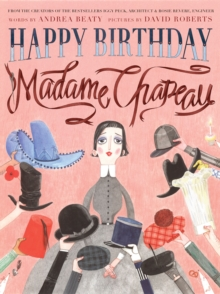 Happy Birthday, Madame Chapeau, Hardback