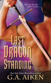 Last Dragon Standing, Paperback Book
