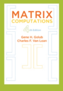 Matrix Computations, Hardback