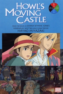 """Howl's Moving Castle"" Film Comic : v. 1, Paperback"