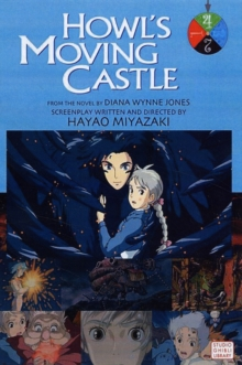 """Howl's Moving Castle"" Film Comic : v. 4, Paperback"