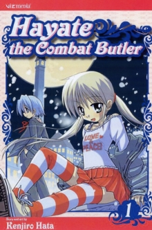 The Hayate the Combat Butler, Vol. 1 : v. 1, Paperback Book