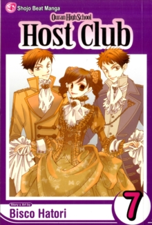 Ouran High School Host Club : v. 7, Paperback
