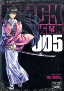 Black Lagoon, Vol. 3, Paperback Book