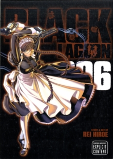 Black Lagoon, Paperback Book