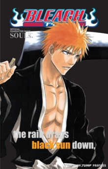 Bleach SOULs. Official Character Book, Paperback