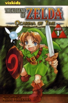 The Legend of Zelda : Ocarina of Time, Paperback
