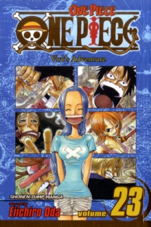 One Piece, Paperback Book