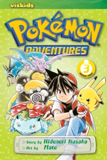 Pokemon Adventures, Vol. 3 (2nd Edition), Paperback