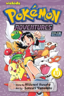 Pokemon Adventures : 10, Paperback Book