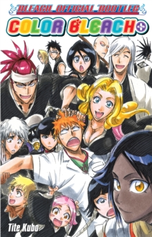 Color Bleach+: The Bleach Official Bootleg, Paperback