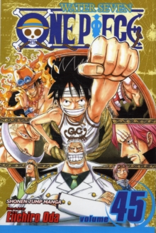 One Piece : v. 45, Paperback Book