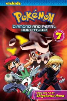 Pokemon Diamond & Pearl Adventure : 7, Paperback