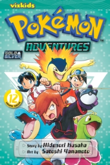 Pokemon Adventures, Paperback Book