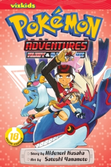 Pokemon Adventures, Paperback