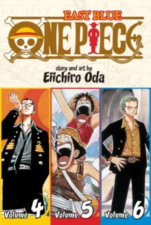 One Piece: East Blue 4-5-6, Paperback