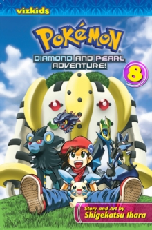 Pokemon Diamond & Pearl Adventure, Paperback