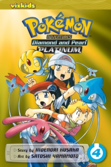 Pokemon Adventures Diamond & Pearl Platinum : 04, Paperback Book