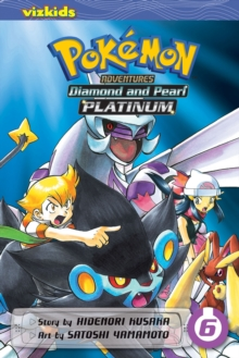 Pokemon Adventures Diamond & Pearl Platinum : 06, Paperback Book