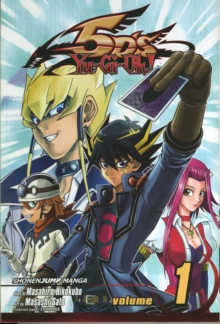 Yu-Gi-Oh! 5D's, Paperback Book