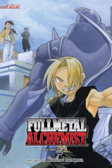 Fullmetal Alchemist (3-in-1 Edition), Vol. 3 : Includes Vols. 7, 8 & 9 Volumes 7, 8 & 9, Paperback Book