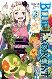 Blue Exorcist, Vol. 3, Paperback