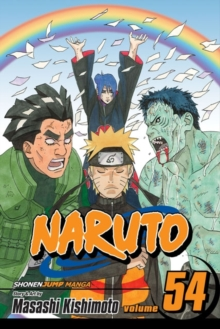 Naruto : 54: Viaduct to Peace Vol. 54, Paperback Book