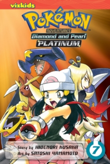 Pokemon Adventures Diamond & Pearl Platinum : 07, Paperback Book
