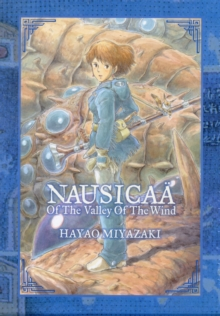Nausicaa of the Valley of the Wind Box Set, Hardback Book